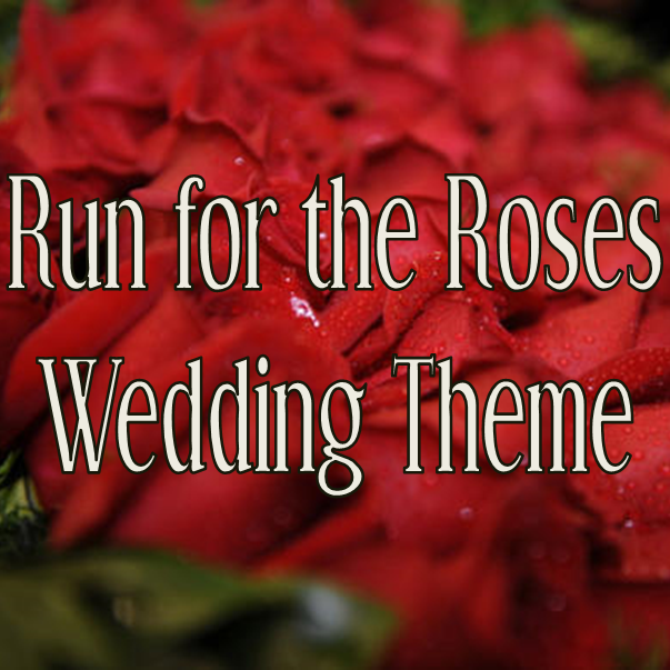 Wedding Wednesday: Run for the Roses #PreppyPlanner