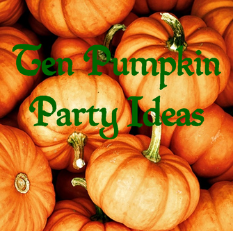 Tuesday Ten: Pumpkin Party Ideas #PreppyPlanner