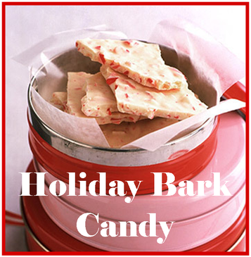 Holiday Bark Candy #PreppyPlanner
