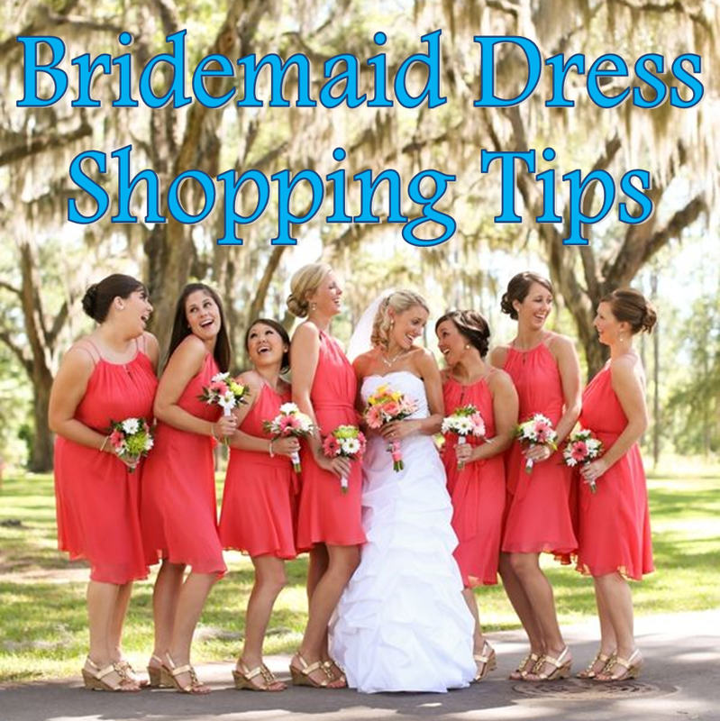 Wedding Wednesday: Bridesmaid Cress Shopping Tips #PreppyPlanner