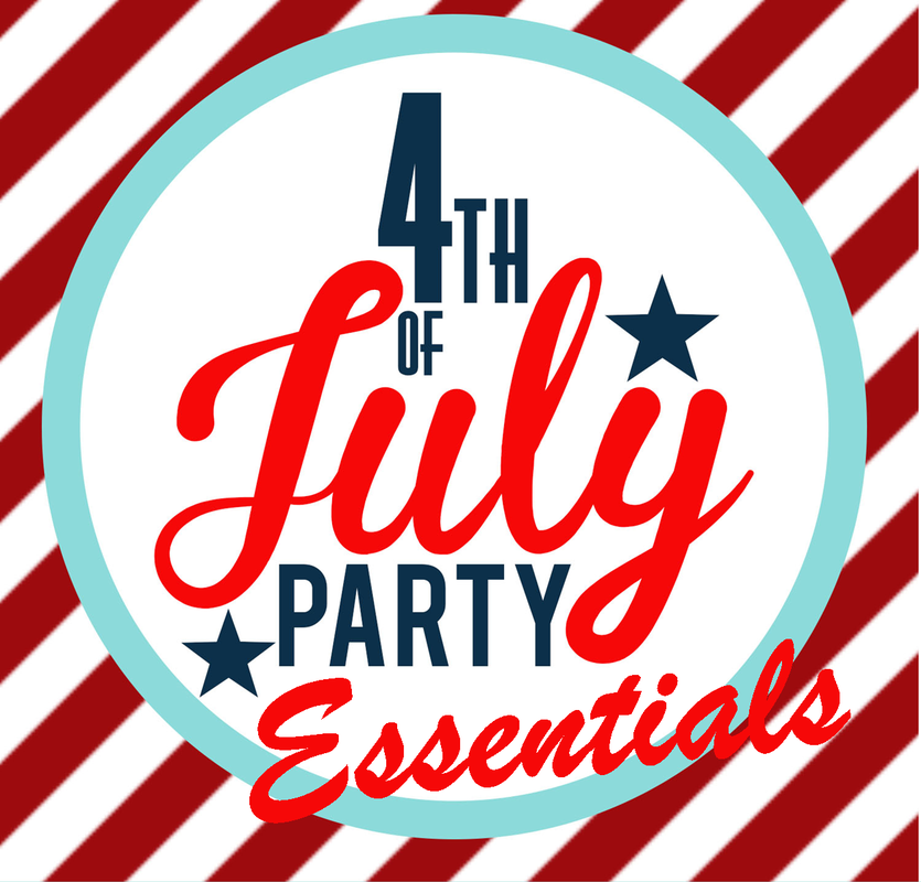 Tuesday Ten: Fourth of July Party Essentials #PreppyPlanner
