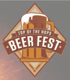 can't miss the Starr Hill Brewery Top of the Hops Beer Fest #PreppyPlanner
