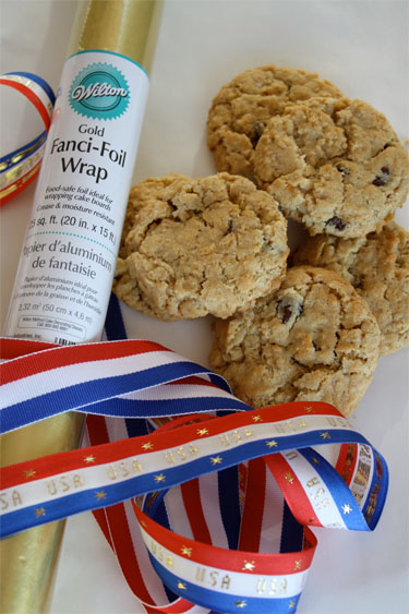 Golf Medal Cookie supplies #PreppyPlanner