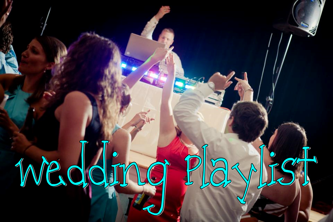 Wedding Wednesday: Reception Playlist #PreppyPlanner
