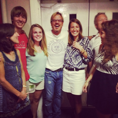 Fall Photo Diary: Having fun at a Phil Vassar concert #PreppyPlanner