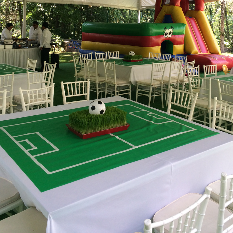 Soccer party the preppy planner for All decoration games