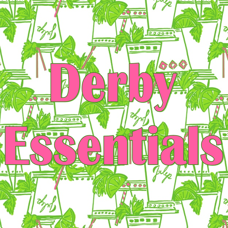Tuesday Ten: Derby Essentials #PreppyPlanner