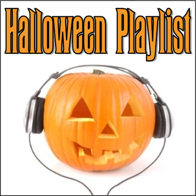 Tuesday Ten: Halloween Playlist #PreppyPlanner