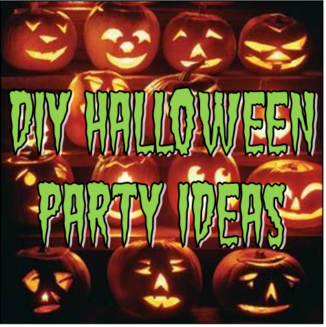 Tuesday Ten: DIY Halloween Party Ideas #PreppyPlanner