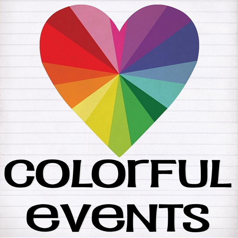 Tuesday Ten: Colorful Events #PreppyPlanner