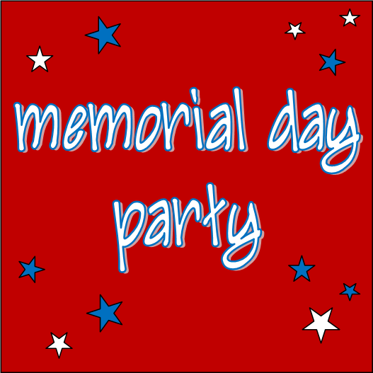 Memorial Day Party #PreppyPlanner