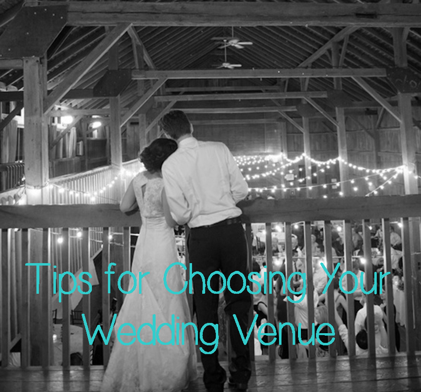 Wedding Wednesday: The Venue #PreppyPlanner