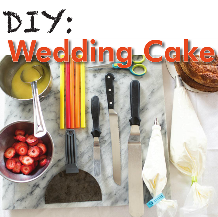 Wedding Wednesday: DIY Wedding Cake #PreppyPlanner