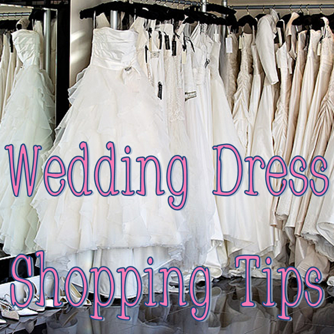 Wedding Wednesday: Dress Shopping Tips #PreppyPlanner