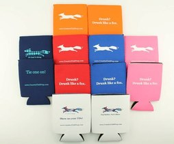 What is not to love about a preppy koozie from #CCPrep #PreppyPlanner