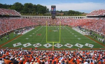 Fall is Football Season so a UVA football game is a must see #PreppyPlanner