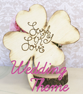 Wedding Wednesday: Lucky in Love #PreppyPlanner