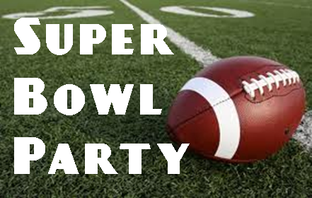 Super Bowl Party #PreppyPlanner
