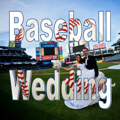 Wedding Wednesday: A Home Run Wedding #PreppyPlanner