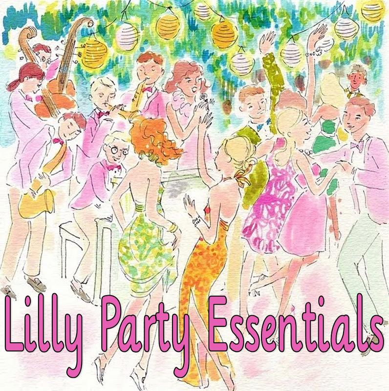 Tuesday Ten: Lilly Party Essentials #PreppyPlanner