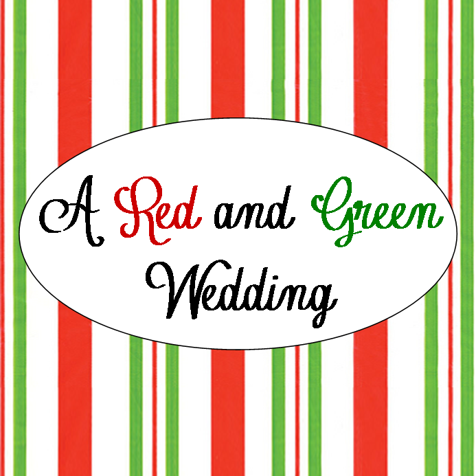 Wedding Wednesday: Red and Green #PreppyPlanner