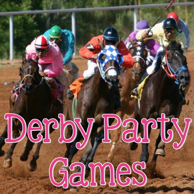 Derby Party Games #PreppyPlanner