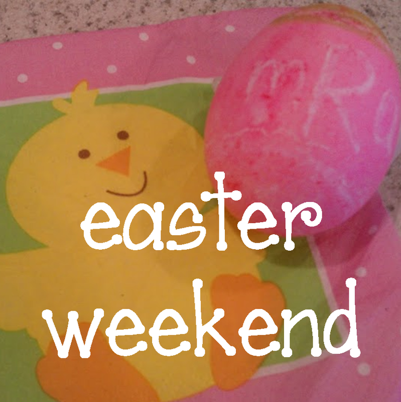 Weekend Recap: Easter Weekend #PreppyPlanner