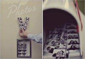 capture memories form your wedding with a professional photo booth #PreppyPlanner