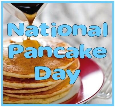 Tuesday Ten: National Pancake Day #PreppyPlanner