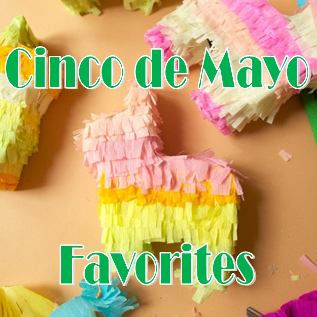 Tuesday Ten: Cinco de Mayo Favorites #PreppyPlanner