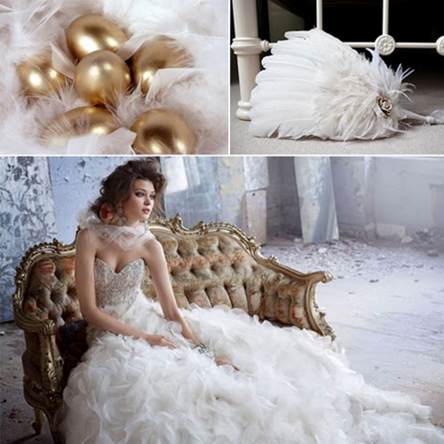 12 Days of Christmas Wedding Inspirations: Six Geese A Laying #PreppyPlanner