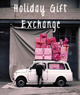 Holiday Gift Exchange party #PreppyPlanner