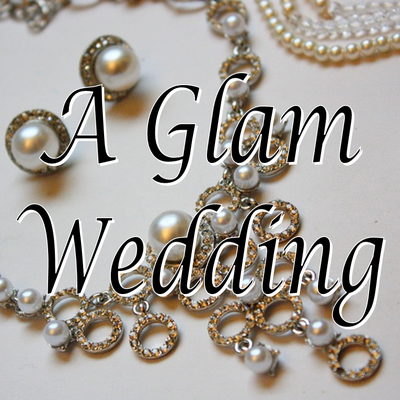 Wedding Wednesday: Glam Wedding Theme #PreppyPlanner