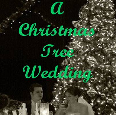 Wedding Wednesday: The Christmas Tree Themed Wedding #PreppyPlanner