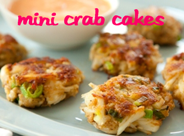 crab cake recipe that is a classic for any party menu #PreppyPlanner