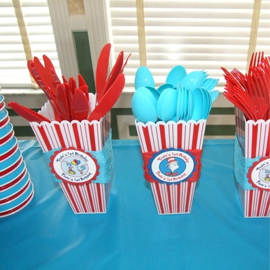 Dr. Seuss Celebration Tableware #PreppyPlanner