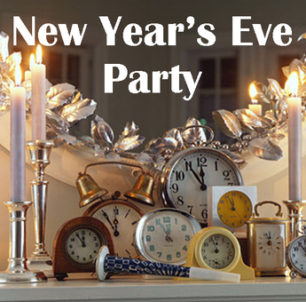 New Year's Eve Party Ideas #PreppyPlanner