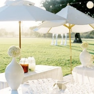 Outdoor White Party Decorations PreppyPlanner