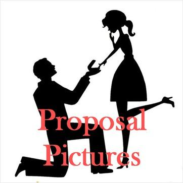 Wedding Wednesday: Proposal Pictures #PreppyPlanner