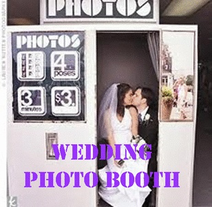 Wedding Wednesday: Photo Booths #PreppyPlanner