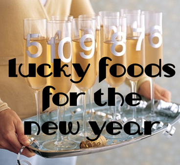 Weekly Recap: Monthly Theme Dinner - Lucky New Year Foods #PreppyPlanner