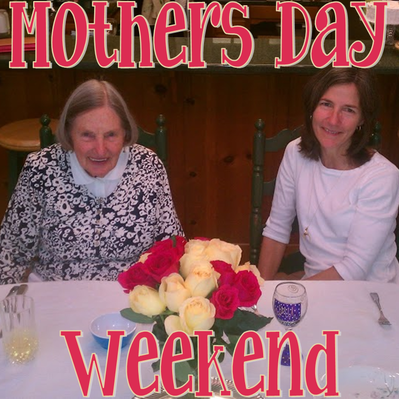 Weekend Recap: Mother's Day #PreppyPlanner