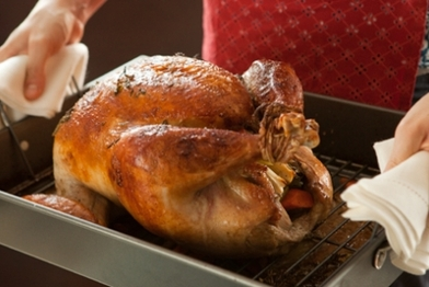 Thanksgiving Food Favorites: Roasted Turkey #PreppyPlanner