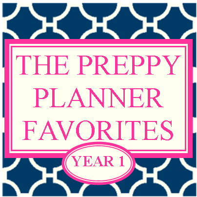 Tuesday Ten: Favorite Posts from Year 1 #PreppyPlanner