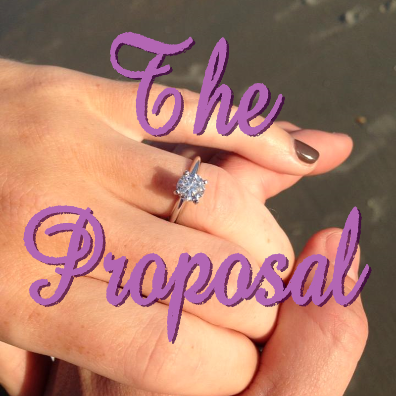 Wedding Wednesday: The Proposal #PreppyPlanner