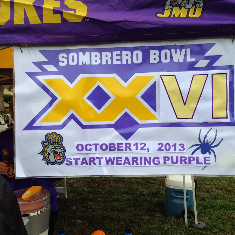 Fall Photo Diary: Celebrating at our 26th annual Sombrero Bowl Tailgate #PreppyPlanner
