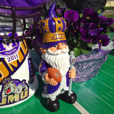 Football Season Photo Diary: My favorite tailgating centerpiece #PreppyPlanner