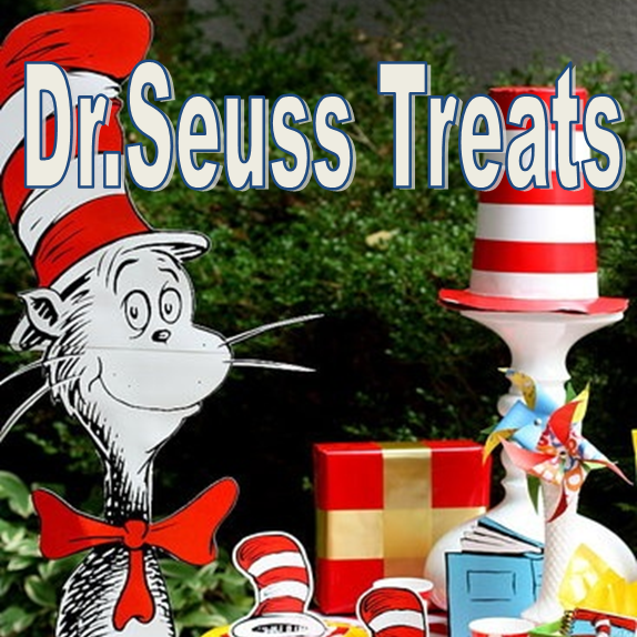Tuesday Ten: Dr. Seuss Treats #PreppyPlanner