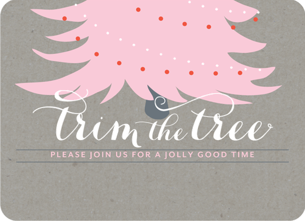 Tree Trimming Party #PreppyPlanner