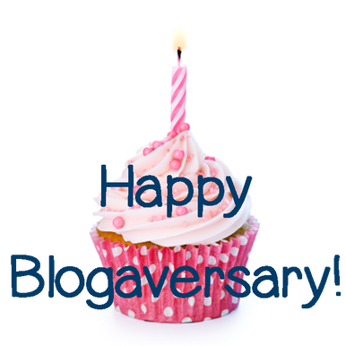Happy Blogaversary! #PreppyPlanner